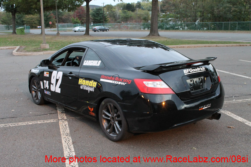 Purchase Used Honda Civic Si Racecar Scca T4 World