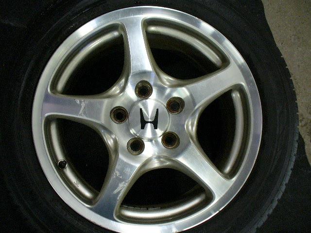 Honda S2000 AP1 OEM Wheels and Tires | Lipperini RaceLabz